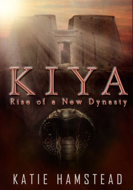 Cover Reveal for Kiya: Rise of a New Dynasty