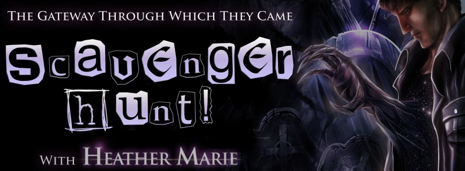 gateway banner scavenger hunt