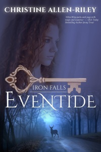 EVENTIDE (Iron Falls, Book One) - smaller size (1)