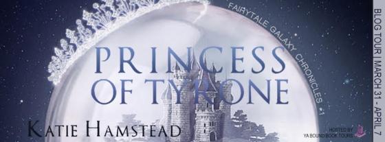 Princess of Tyrone tour banner